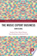 The Music Export Business Book