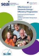 Effectiveness of Domestic Energy Programmes  Comfort and Indoor Temperature Impacts