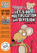 Let s do Multiplication and Division 9 10