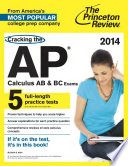 Princeton Review Cracking the AP Calculus AB & BC Exams