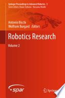 Robotics Research Book PDF