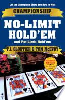 Championship No Limit & Pot Limit-Hold'em