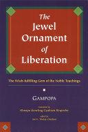 The Jewel Ornament of Liberation [Pdf/ePub] eBook