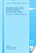 Modelling and Forecasting Financial Data Book