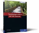 Transitioning to IFRS in SAP ERP Financials