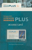 Essential Statistics in Business and Economics Homework Manager Plus Pass Code