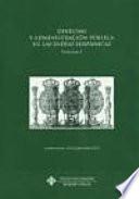 Derecho y administración pública en las Indias hispánicas