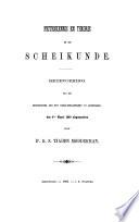 Feitenkennis En Theorie In De Scheikunde