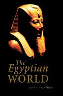 The Egyptian World Pdf/ePub eBook