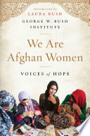 We Are Afghan Women Book PDF
