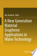 A New Generation Material Graphene Applications In Water Technology Book PDF