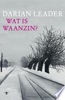 Wat Is Waanzin