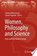 Women  Philosophy and Science Book