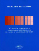 The Global Bio Economy Book