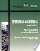 Agroindustria y competitividad