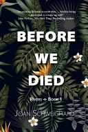 link to Before we died in the TCC library catalog