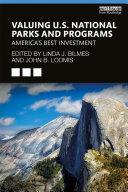 Valuing U.S. National Parks and Programs Pdf/ePub eBook