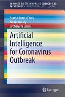 Artificial Intelligence for Coronavirus Outbreak Book
