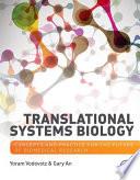 Translational Systems Biology Book PDF