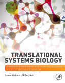 Translational Systems Biology Pdf/ePub eBook
