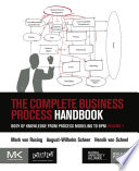 The Complete Business Process Handbook Book PDF