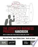 The Complete Business Process Handbook Book