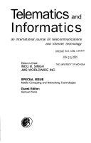Telematics and Informatics Book