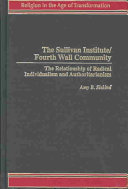 The Sullivan Institute/Fourth Wall Community