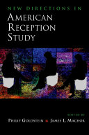 New Directions in American Reception Study