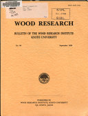 Wood Research