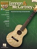 Lennon Mccartney Book PDF