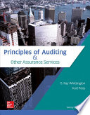 Loose Leaf for Principles of Auditing & Other Assurance Services