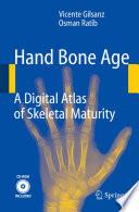 Hand Bone Age Book