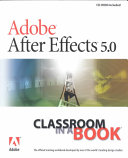 Adobe After Effects 5 0