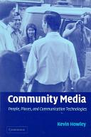 Cover of Community Media