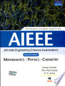 The Pearson Complete Guide For Aieee 2/e