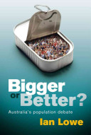 Cover of Bigger Or Better?