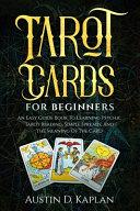 Tarot Cards For Beginners