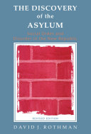 Pdf The Discovery of the Asylum