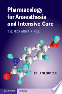 Cover of Pharmacology for Anaesthesia and Intensive Care