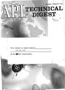 APL Technical Digest