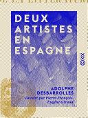 Pdf Deux artistes en Espagne Telecharger