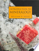 Introduction to Mineralogy and an Atlas of Minerals in Thin Section