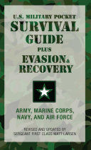 U S  Military Pocket Survival Guide