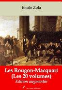 Pdf Les Rougon-Macquart (Les 20 volumes) Telecharger