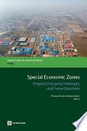 Special Economic Zones Book PDF
