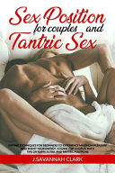 Sex Position for Couples and Tantric Sex