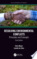 Resolving Environmental Conflicts Book PDF