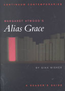 Margaret Atwood s Alias Grace Book