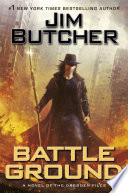link to Battle ground : a novel of the Dresden files in the TCC library catalog
